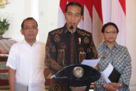 Presiden Jokowi telepon Erdogan untuk ucapkan selamat