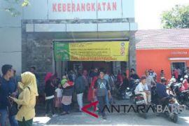 Arus balik penumpang di Pelabuhan Pangkalbalam lancar