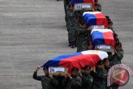 Enam polisi tewas saat bentrok dengan tentara di Filipina