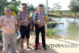 Polisi Bangka Selatan pantau sejumlah objek wisata