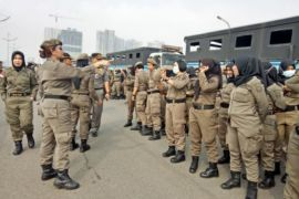 300 personel Satpol PP DKI segel bangunan di pulau reklamasi