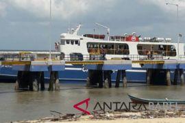 Pelabuhan Tanjungkalian Muntok terpantau normal