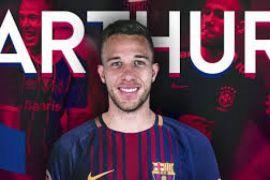 Barcelona kontrak gelandang Brazil Arthur Melo