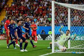 Belgia bangkit untuk menang 3-2 atas Jepang