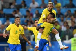 Fakta-fakta Brasil vs Meksiko