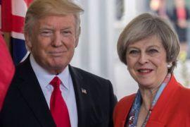 Trump ungkap hubungannya dengan Inggris
