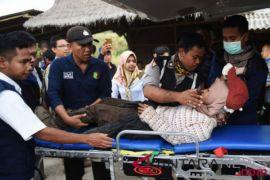 Pengungsi gempa Lombok keluhkan bantuan tidak merata