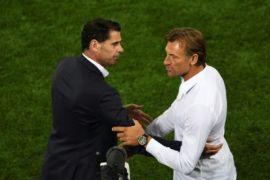 Fernando Hierro tinggalkan jabatan pelatih Spanyol