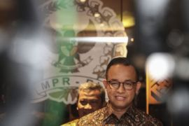 Gubernur DKI temui Ketua MPR