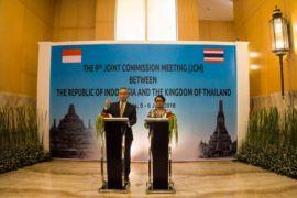 Pertemuan Bilateral Indonesia - Thailand