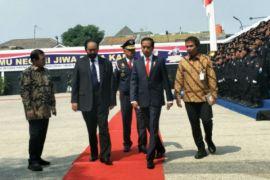 Mahfud MD dan TGB hadiri kuliah umum Presiden Jokowi
