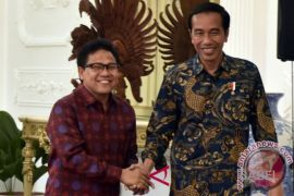 Relawan Jokowi kerucutkan empat nama cawapres