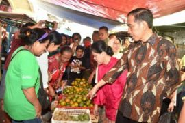 Presiden Jokowi: Pasar Gede Klaten perlu direnovasi total