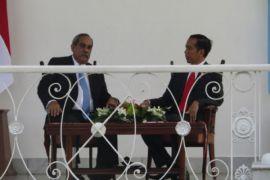 Jokowi sambut Presiden Federasi Serikat Mikronesia