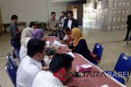 KPU Bangka Barat terima pendaftaran enam parpol