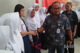 PT Timah berikan beasiswa 32 siswa unggulan
