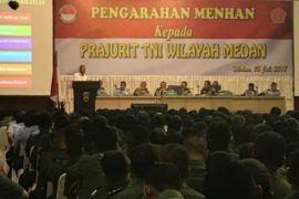 Menhan minta TNI waspadai provokator saat pilpres