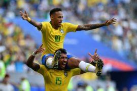 Neymar cemerlang ketika Brazil mengalahkan Meksiko