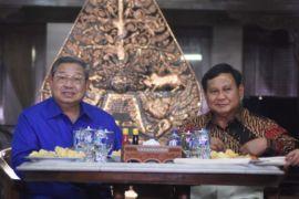 Demokrat: pertemuan SBY-Prabowo ditentukan tiga hari lagi