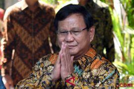 KPK umumkan LHKPN Prabowo Subianto