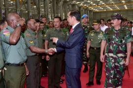 Presiden Jokowi apresiasi peran aktif Babinsa
