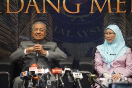 Mahathir Mohamad kritik hukuman cambuk di Terengganu