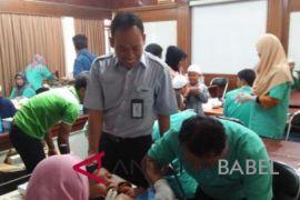 PT Timah selenggarakan khitanan puluhan anak Bangka