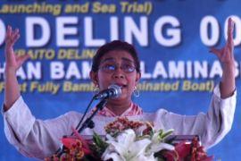 Menteri Susi resmikan Pandu Laut Nusantara
