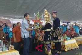 Festival Teluk Serujo Toboali media promosi budaya
