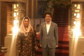 Yenny Wahid bicara demokrasi Indonesia di JFAC Jepang