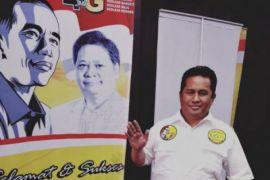 Jangkar Bejo harapkan Jokowi berpasangan dengan Airlangga