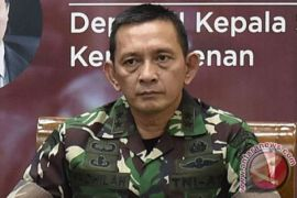 Letjen TNI Andika Perkasa jabat Pangkostrad