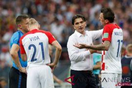 Pelatih Kroasia: Anda semestinya bangga meski kalah