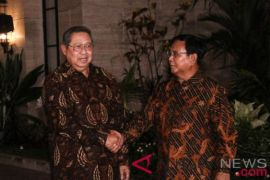 Prabowo-SBY gelar pertemuan lanjutan matangkan koalisi