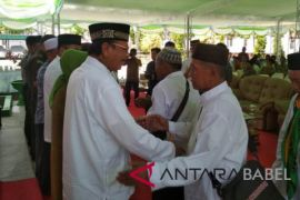 Ratusan warga Bangka Barat hadiri 'walimatus safar'