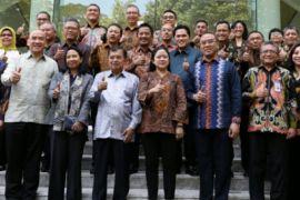 Wapres: pelemahan rupiah pengaruhi pembiayaan Asian Games