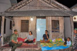 Presiden Jokowi perintahkan renovasi rumah Zohri