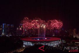 Cerita di balik kemegahan pembukaan Asian Games 2018