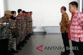 BPBD Babel kirim 17 relawan ke Lombok