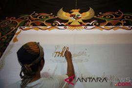 Batik Teks Proklamasi
