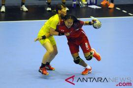 Bola Tangan Putri - Thailand vs Jepang