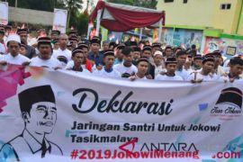 Deklarasi Jaringan Santri Untuk Jokowi
