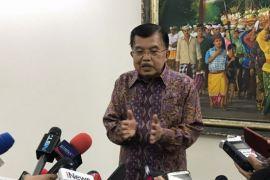 JK tanggapi Prabowo soal hutang Rp1 triliun