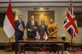 Hubungan bilateral Indonesia-Inggris krusial