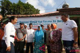 Kunjungan Kerja Menteri BUMN