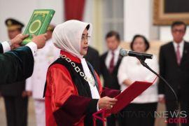 Menkumham nilai Enny Nurbaningsih cakap jadi Hakim MK