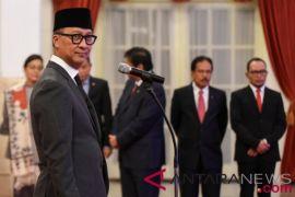 Mensos Agus kunjungi korban gempa di Sumbawa NTB