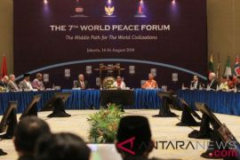 Pembukaan Konferensi Perdamaian Dunia