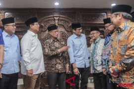 Koalisi Prabowo-Sandiaga gelar rapat bicarakan struktur tim