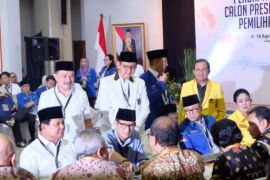 KPU: dokumen pendaftaran Prabowo Subianto-Sandiaga Uno lengkap